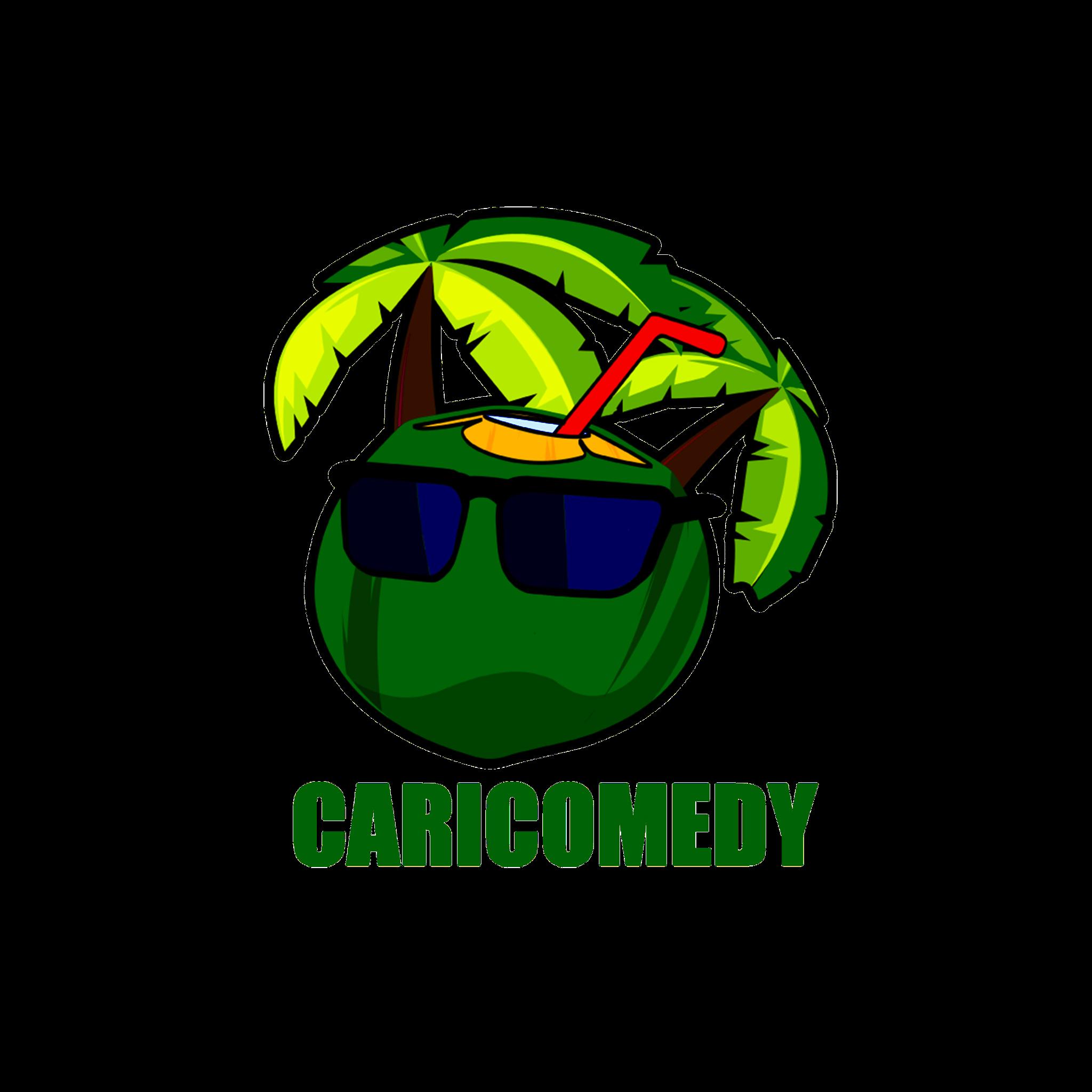 Caricomedy Logo Trans