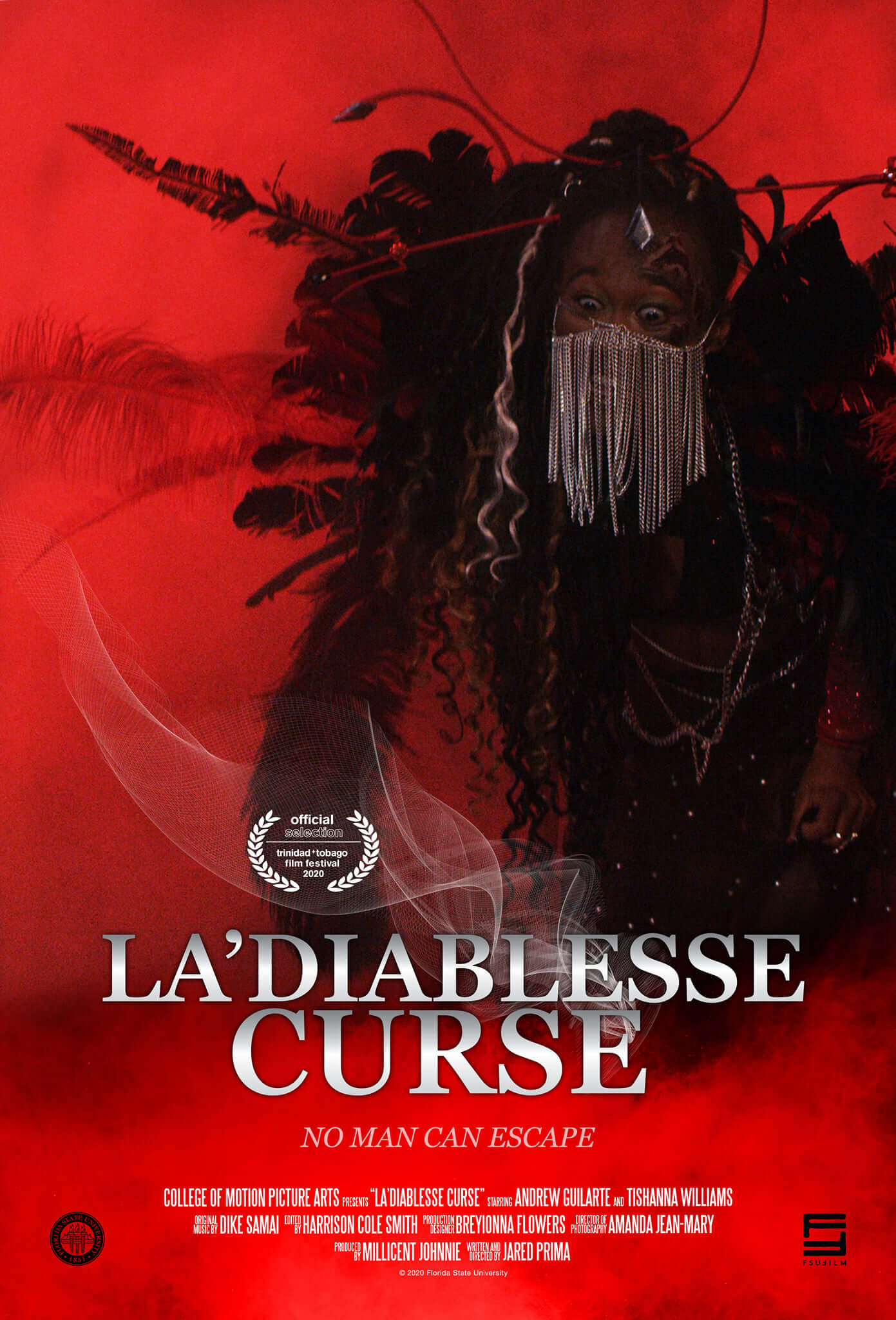 LADIABLESSE CURSE POSTER